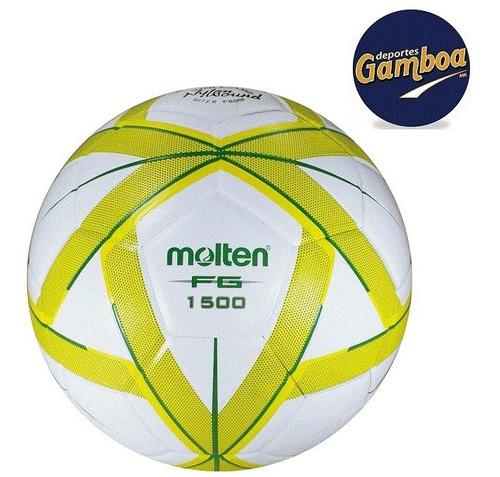 balon futbol molten fg1500 #5 o #4 + envío gratis