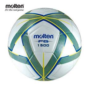 Balon Futbol Molten Forza Laminado F5g 1500 Verde/blanco N.5