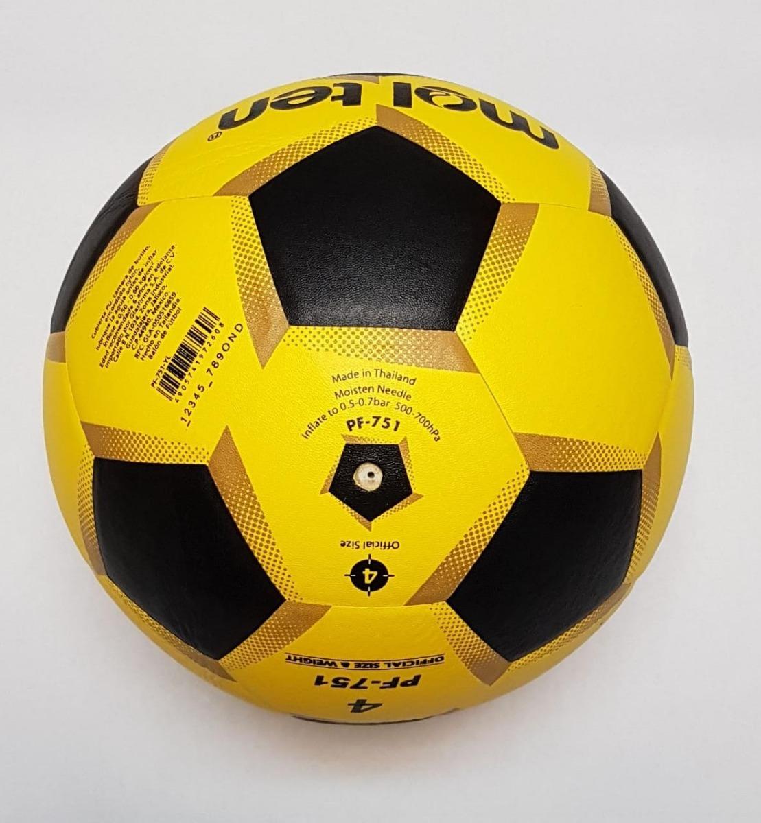 Balón Futbol Molten Pf-751 No.4 -   429.00 en Mercado Libre 1eded8b31963c