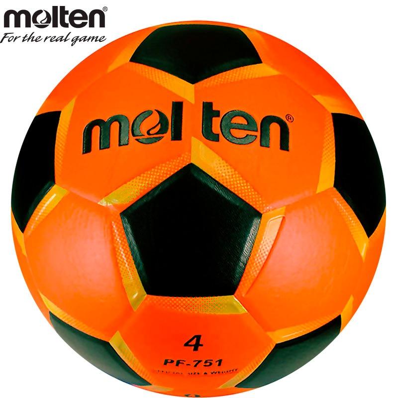 balon futbol molten pf-751 pentagono laminado pu naranja  4. Cargando zoom. d3c0104a16e99