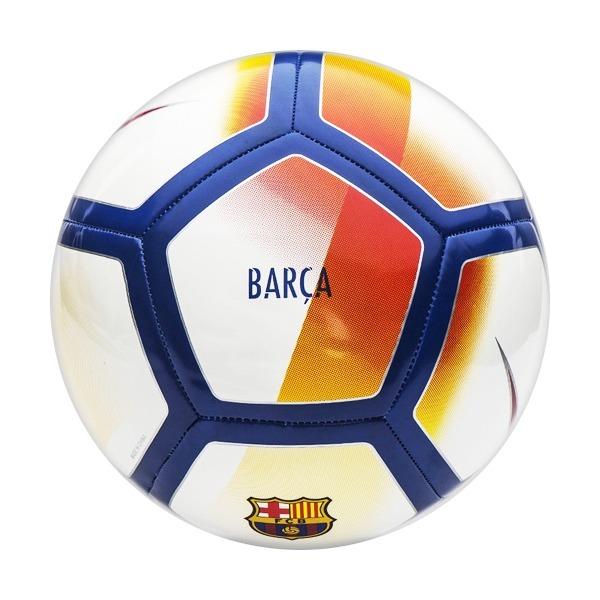 Balón Futbol Nike  4 Pitch Fc Barcelona 2017-18 Fut 7 -   549.00 en ... dbd99299001e5