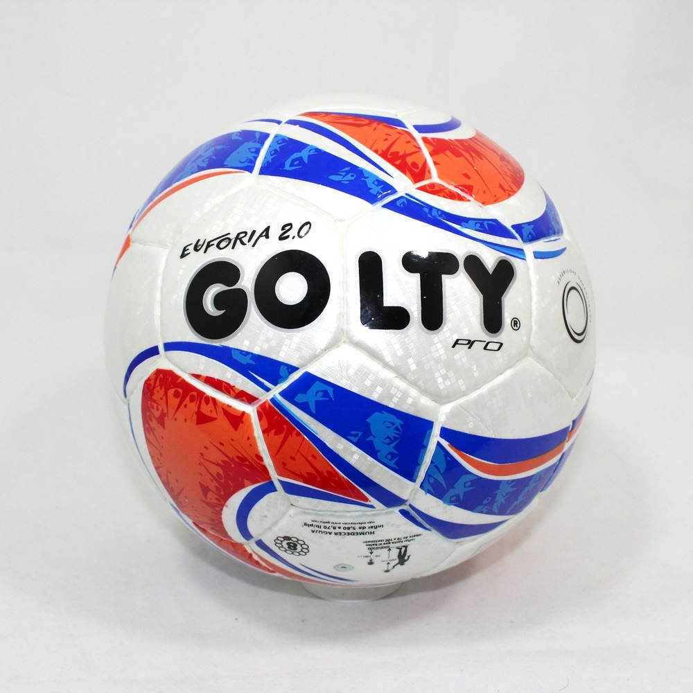 Balon Futbol Sala Golty Euforia 2.0 Pro T663559 - Blanco -   143.900 ... 2ffebd68d4512