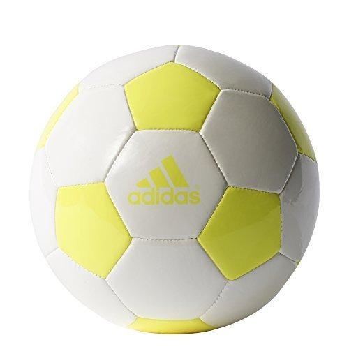 Balón Fútbol Talla 5 Color Blanco Y Verde Marca adidas -   10 5c63f2eaa4d6d