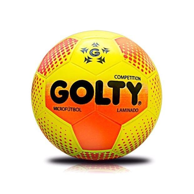 Balon Golty Competition Laminado Futbol Sala N. 5 Color  Ama ... b2c953fce5447