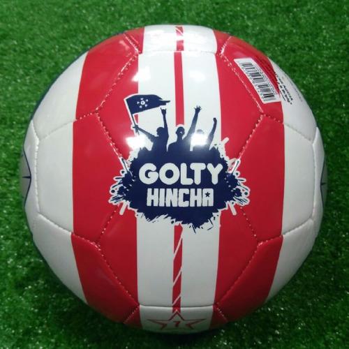 balon golty hincha conmemorativo junior de barranquilla