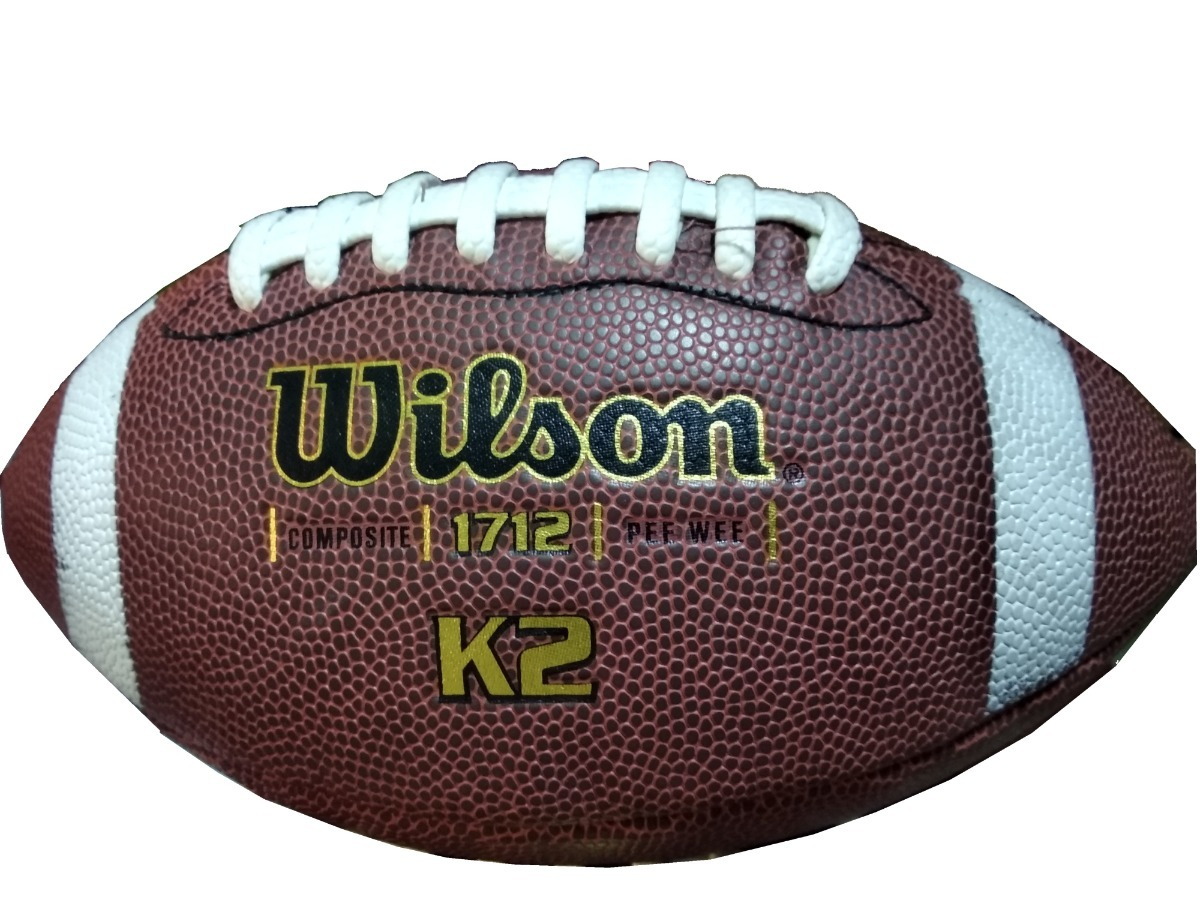 Balón K2 Pee Wee Futbol Americano Wilson -   499.00 en Mercado Libre 56e21754976