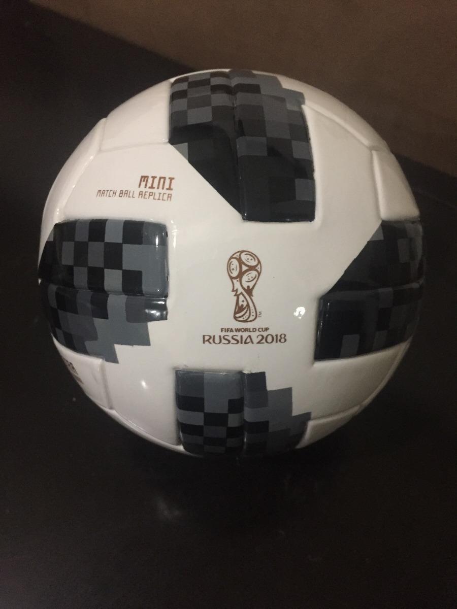 balón mini telstar mundial rusia 2018 talla 1 envío gratis! Cargando zoom. 56d7fb88fcfe7
