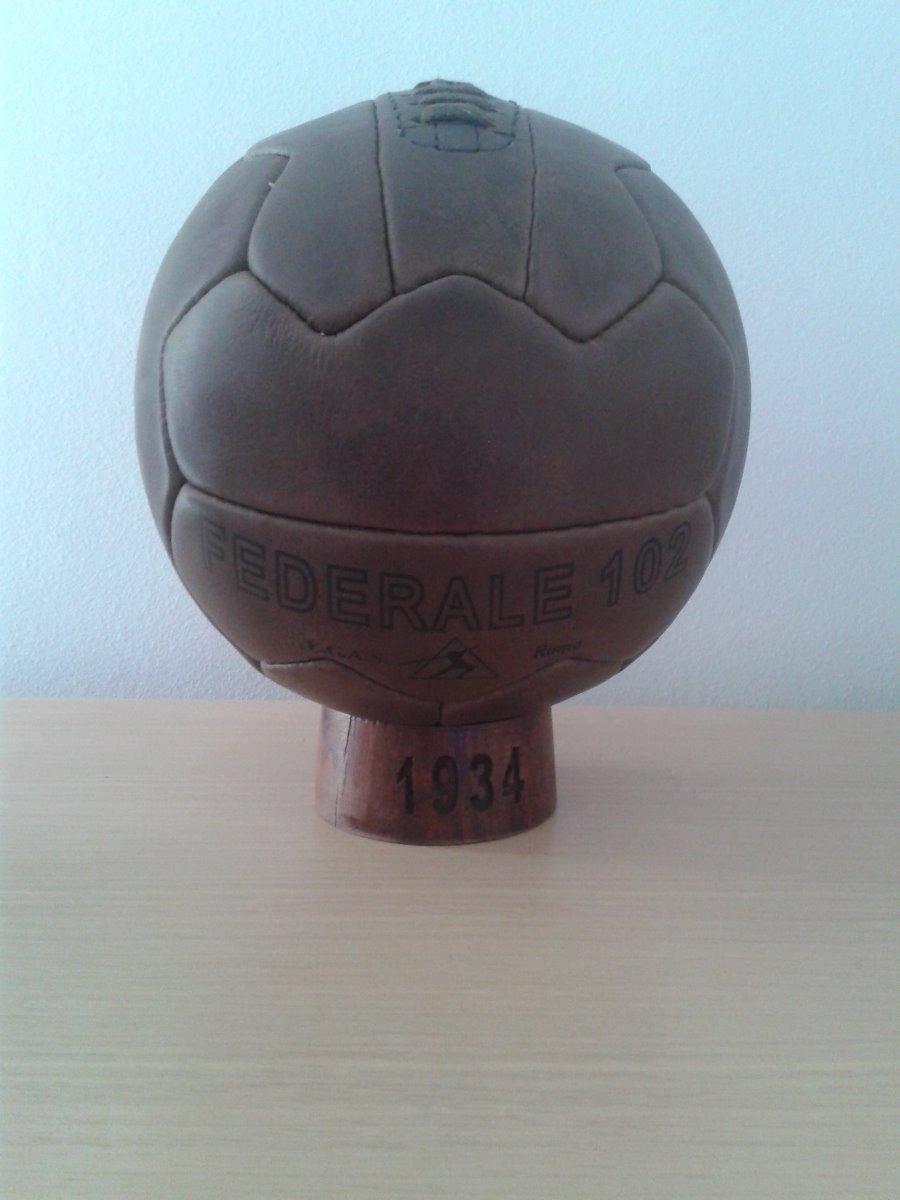 Balón Mundial Italia 1934. Federale (pre adidas) - U S 169.00 en ... 4a4751172676e