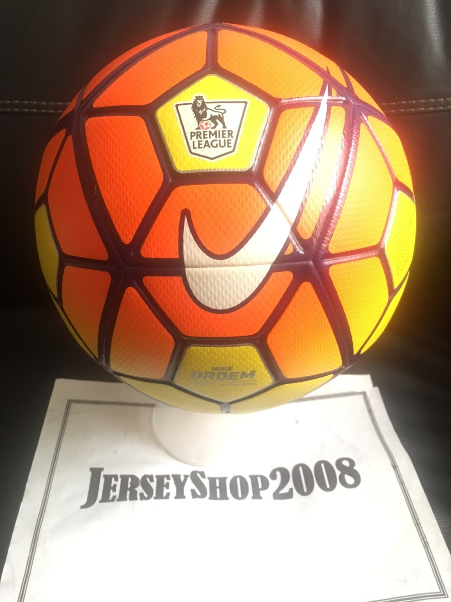 bb267384d5d9d balon nike 2015-2016 ordem 3 premier league leicester city. Cargando zoom.