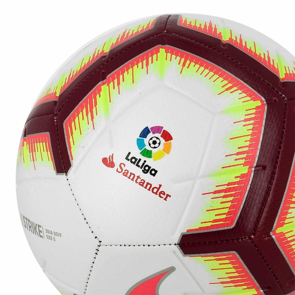 Balon Nike Futbol La Liga 2018-2019 Strike -   549.00 en Mercado Libre b38aa478d2996