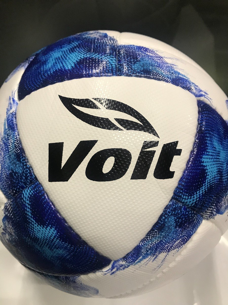 f0ac0d150 Balon Nova Voit 100%original 2018 Fifa Proffl Liga Mx Azul ...