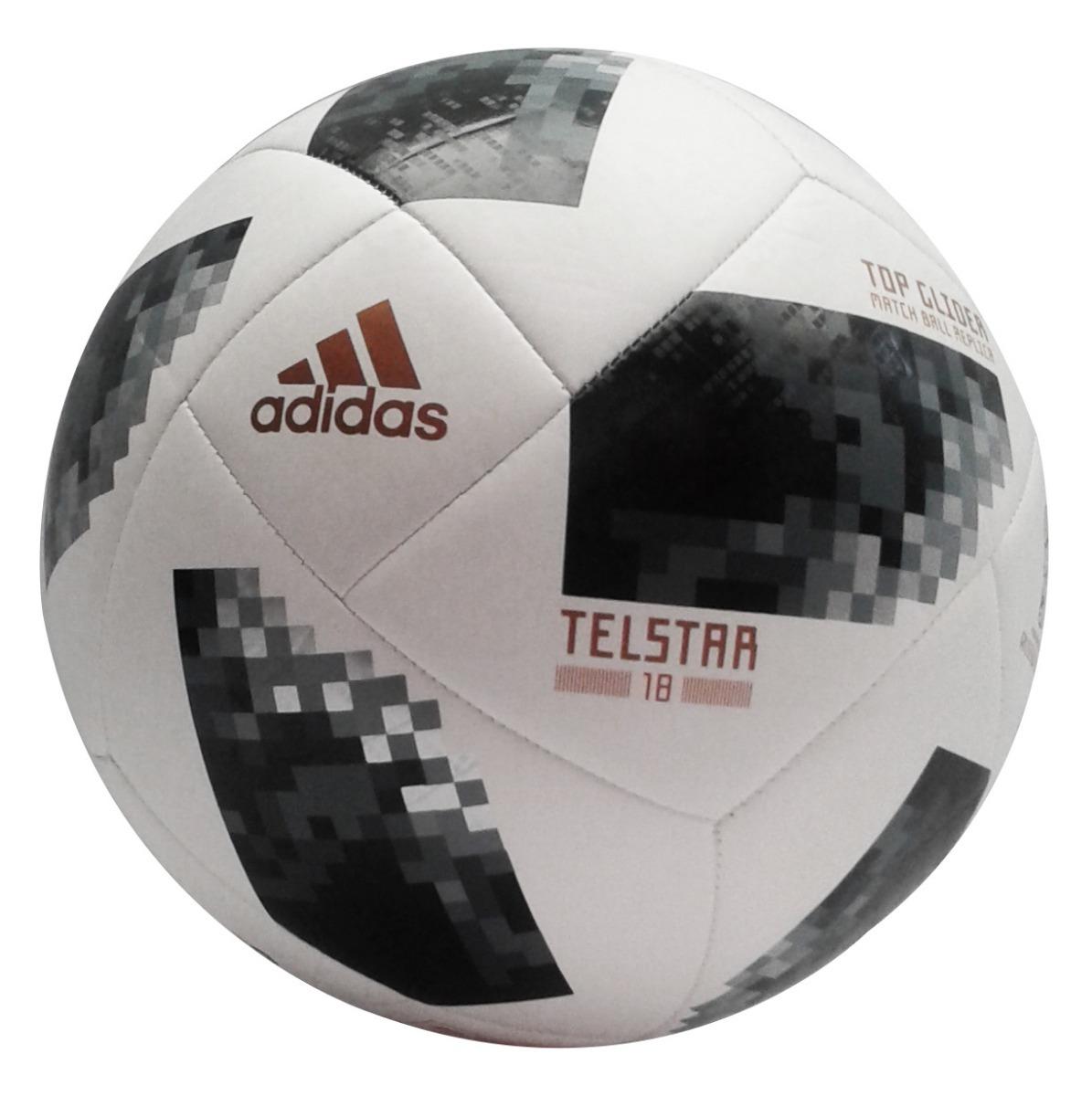 23d1bc97d916b balón original adidas  5 modelo telstar mundial rusia 2018 . Cargando zoom.