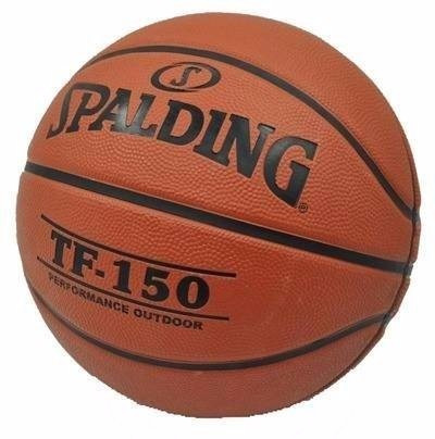 balon original baloncesto basket spalding tf 150 + regalo!