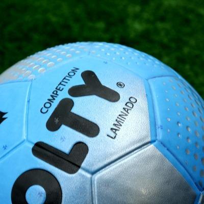 3310f76ad0fa5 Balon Para Futbol Golty Numero 5 Compet Lamin T650511 Azul ...