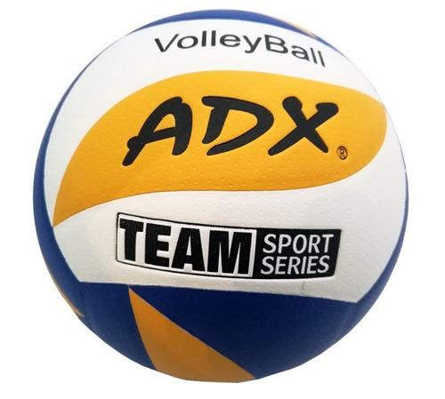 balón para voleibol adx piel sintetica + envio gratis