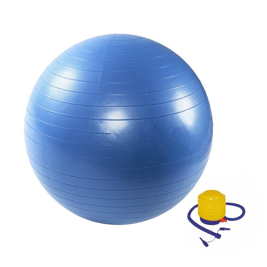 Balon Pelota Pilates Anti Burst Explosion- 65 Cm + Inflador ... dc1abd5fbf83