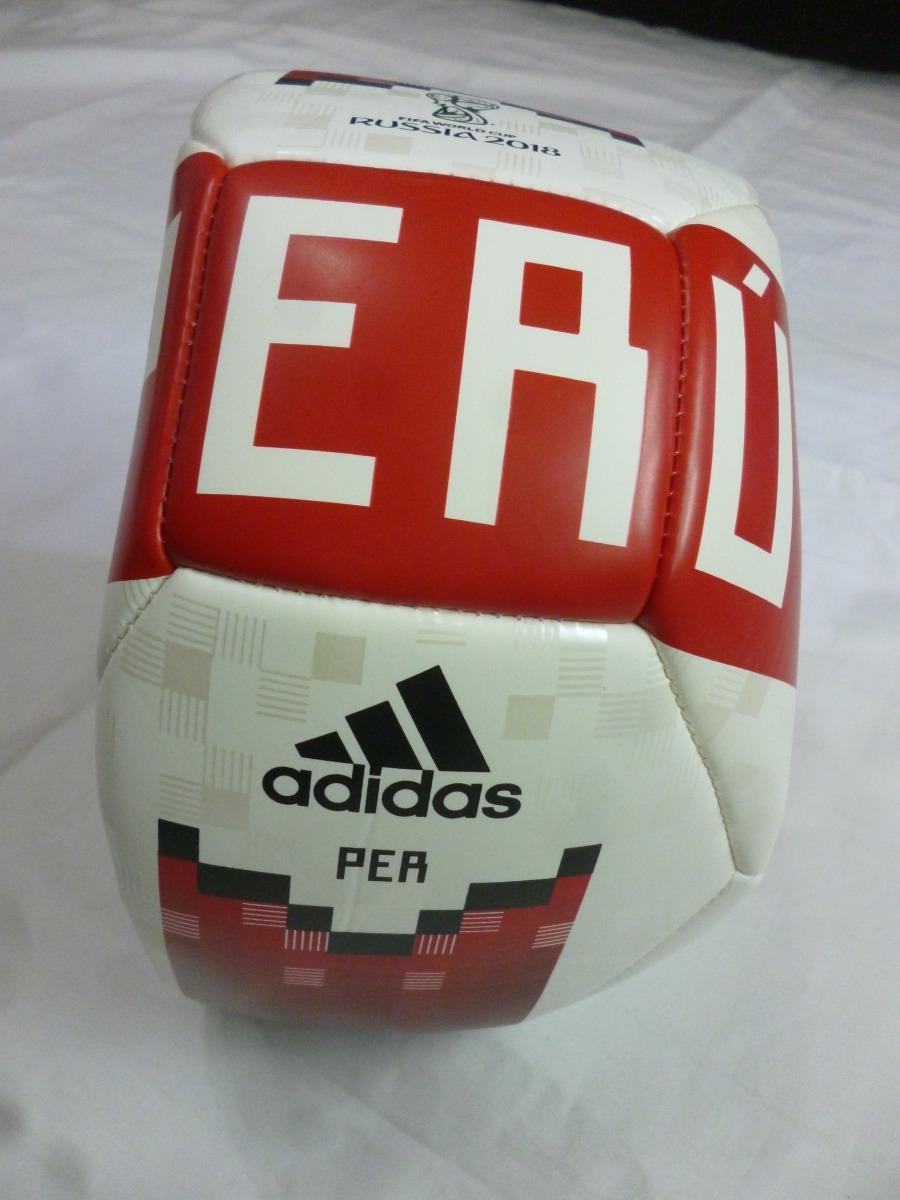 Balon Perú adidas Pelota Mundial Wc Dx0799 Original - S  65 eb065581bfbd9