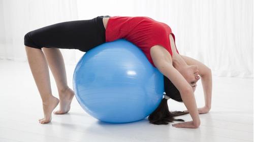 balon pilates  ejercicios, gym ball,tonifica 75 cms.