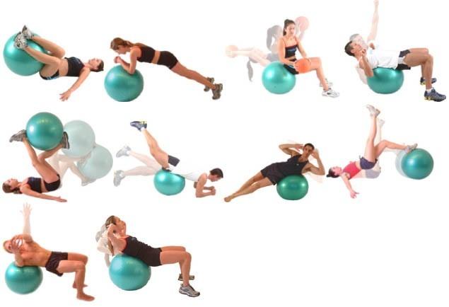 Balon Pilates Pelota Gym Fitball Gimnasio Tonifica 85 Cm -   22.990 ... 2700bb45c324