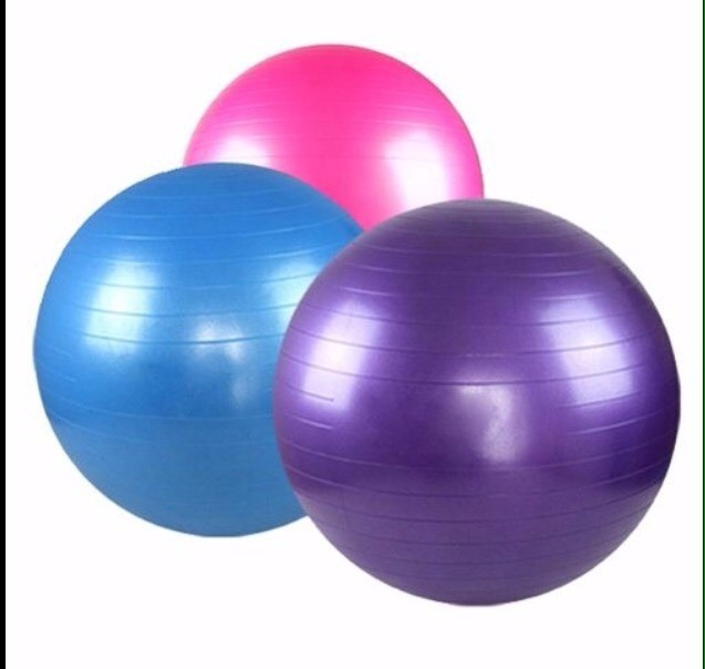 Balón Pilates Terapéutico -   39.900 en Mercado Libre 63e40a32759f