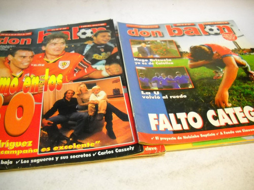 balon revistas don