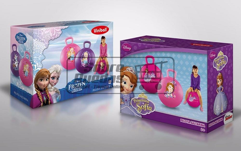 Balon Saltador Princesa Frozen Para Ninas 3 7 Anos Juego U S