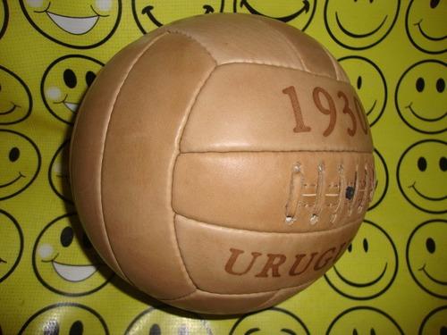balon uruguay 1930 mundial replica raro de coleccion