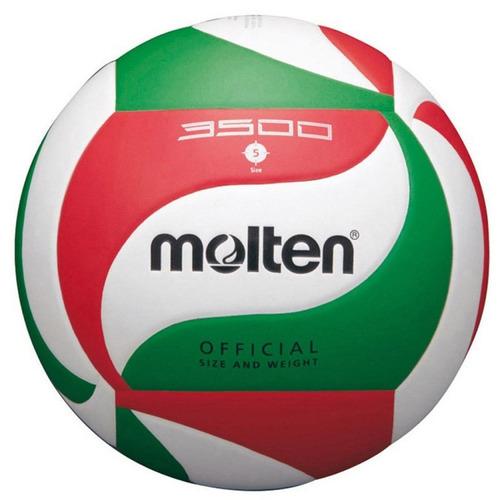 balon volleyball voleibol molten v5m 3500 tricolor n.5