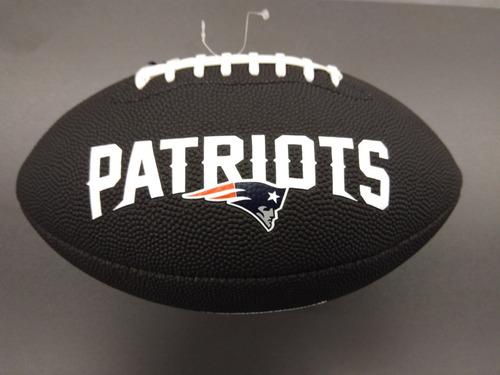 balon wilson fútbol americano patriotas