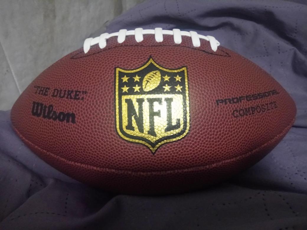 437e68b730d05 Balón Wilson Nfl The Duke Professional Composite -   350.00 en ...