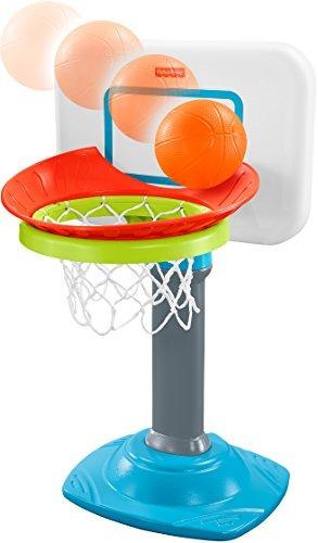 baloncesto junior fisher price grow to pro