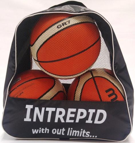 balonera para 3 balones futbol o voleibol