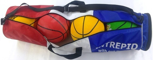 balonera para 4 balones basquetbol
