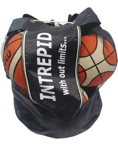 balonera para 8 balones futbol o 6 balones basquetbol