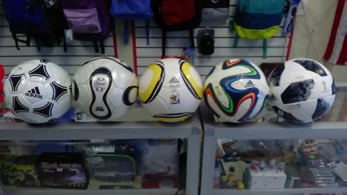 balones adidas 5 jabulani brasuca tango teamgeist telstar