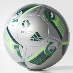 aeebfab48aa5e Balón Fútbol Soccer Euro16 Glider adidas Número 4