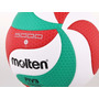 Balon Voleibol Molten 5000 Deporte Cuero Muy Suave Original