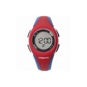 58f96fba7766 Reloj Deporte Mujer Junior W200 S Temporizador Azul Y Rojo