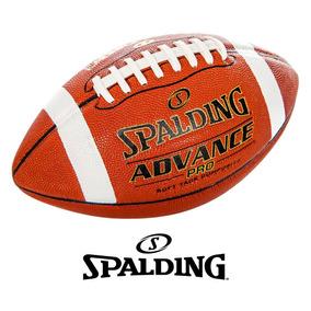 5abce71d3c4bb Balon Futbol Americano Spalding Advance Pro Official + Envio
