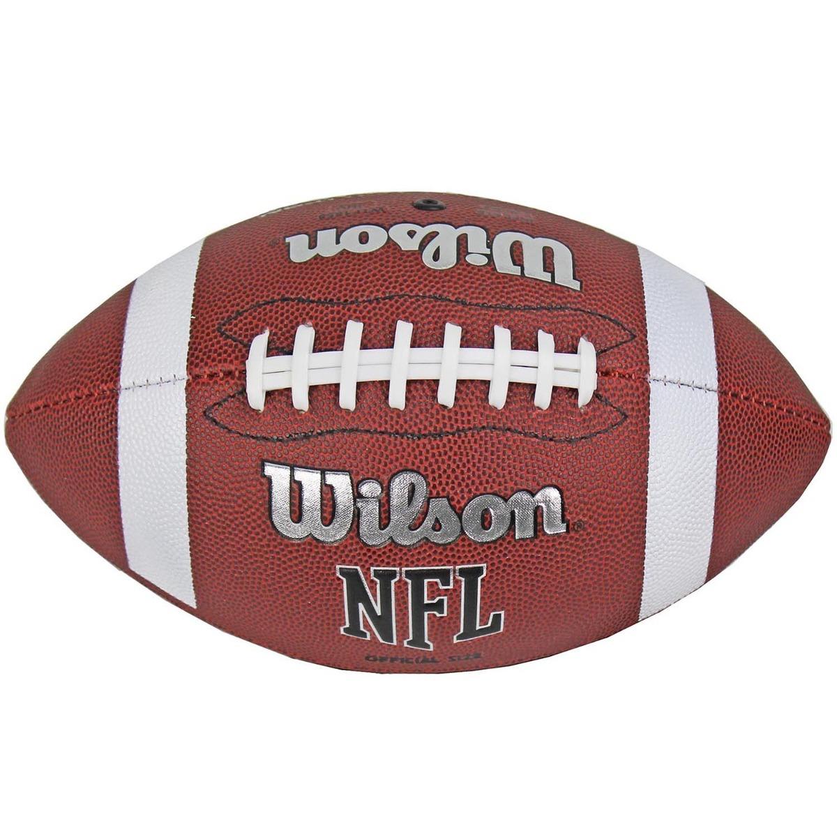 kit de 12 balones para fútbol americano tamaño oficial pvc. Cargando  zoom... balones fútbol americano. Cargando zoom. b4cf3c430369f
