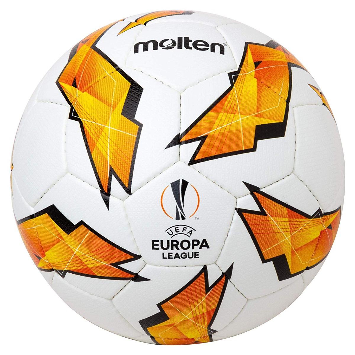 Balones Futbol Molten Uefa Europa League Blanco Mod 2810 N.4 ... f56d7240a7768