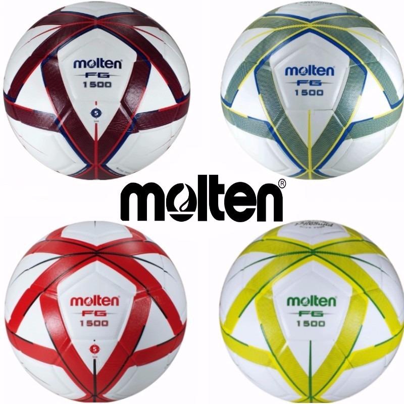 8f0af259e4c3b Balones Molten Futbol No. 5 Soccer 2017 Nuevos -   790.00 en Mercado ...
