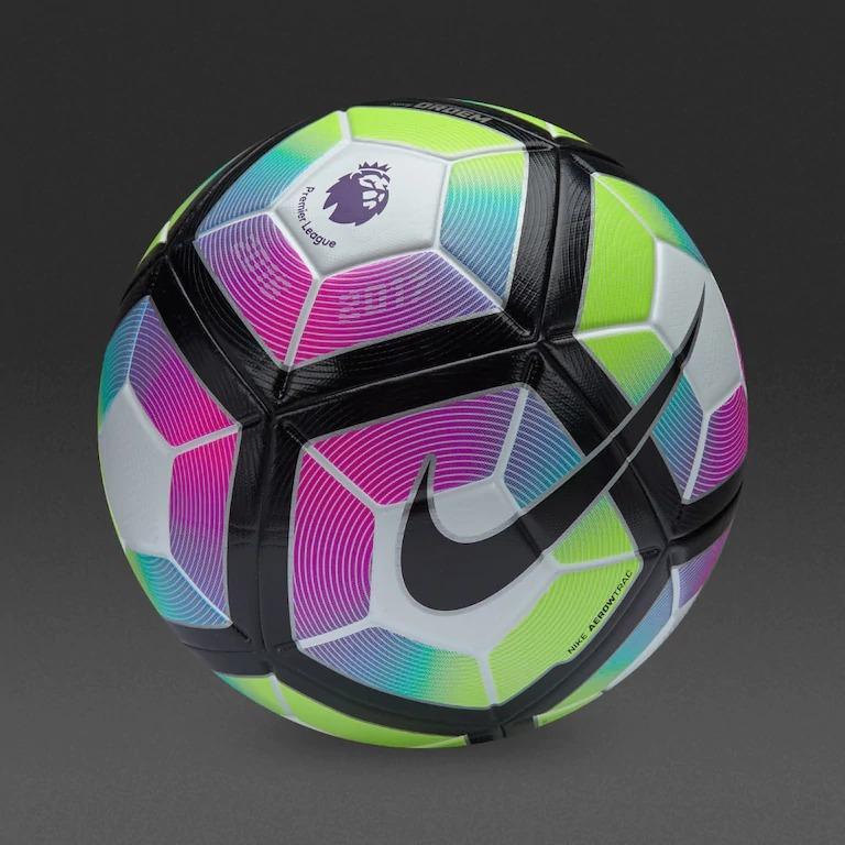 22191e3d99f20 Balones Nike Modelo Ordem 4 Premier League Nuevos Originales - S ...