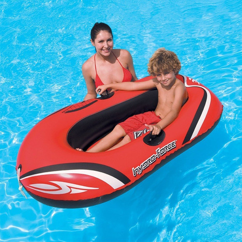 balsa inflable bestway hydro force bote pileta playa cuotas
