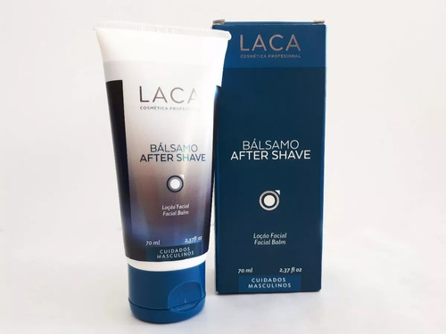 bálsamo after shave 70g laca