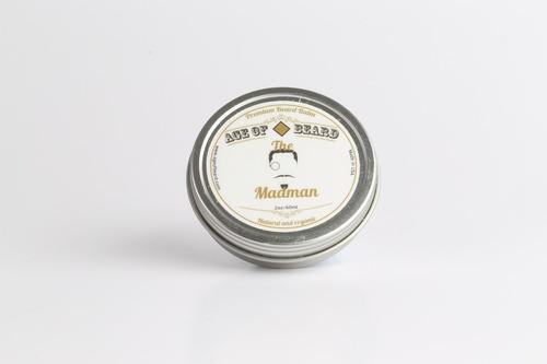 balsamo efecto crema de peinar e hidratación  para  barba