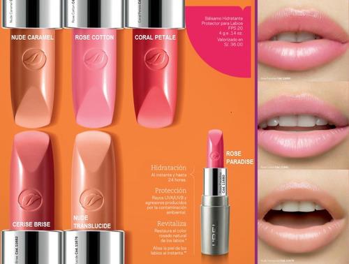 balsamo hidratante protector labios vit. e fps 20 lbel