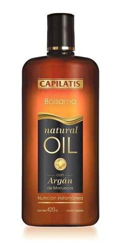 bálsamo natural oil con argán de marruecos