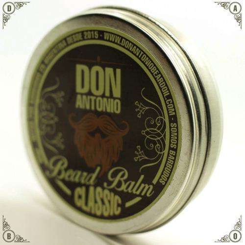 bálsamo para barba don antonio beard oil // the blacksmith