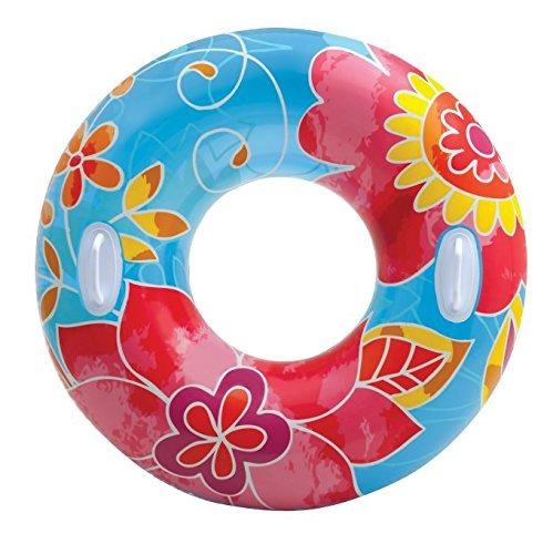 balsas de piscina y accesorios inflables,intex color mar..